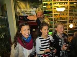 De winnaars zijn de jongste ooit: de elfjarige Wissal Chiguer, Dewi Sterk en Lizelot van den Berg